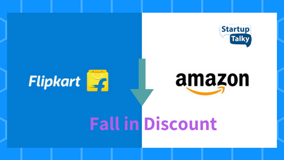 Amazon and Flipkart against the government's Discount policy