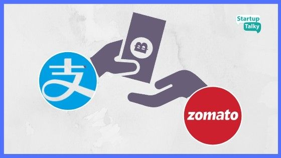Zomato grabs $210 Mn from Alipay, Ant Financial gains majority stake