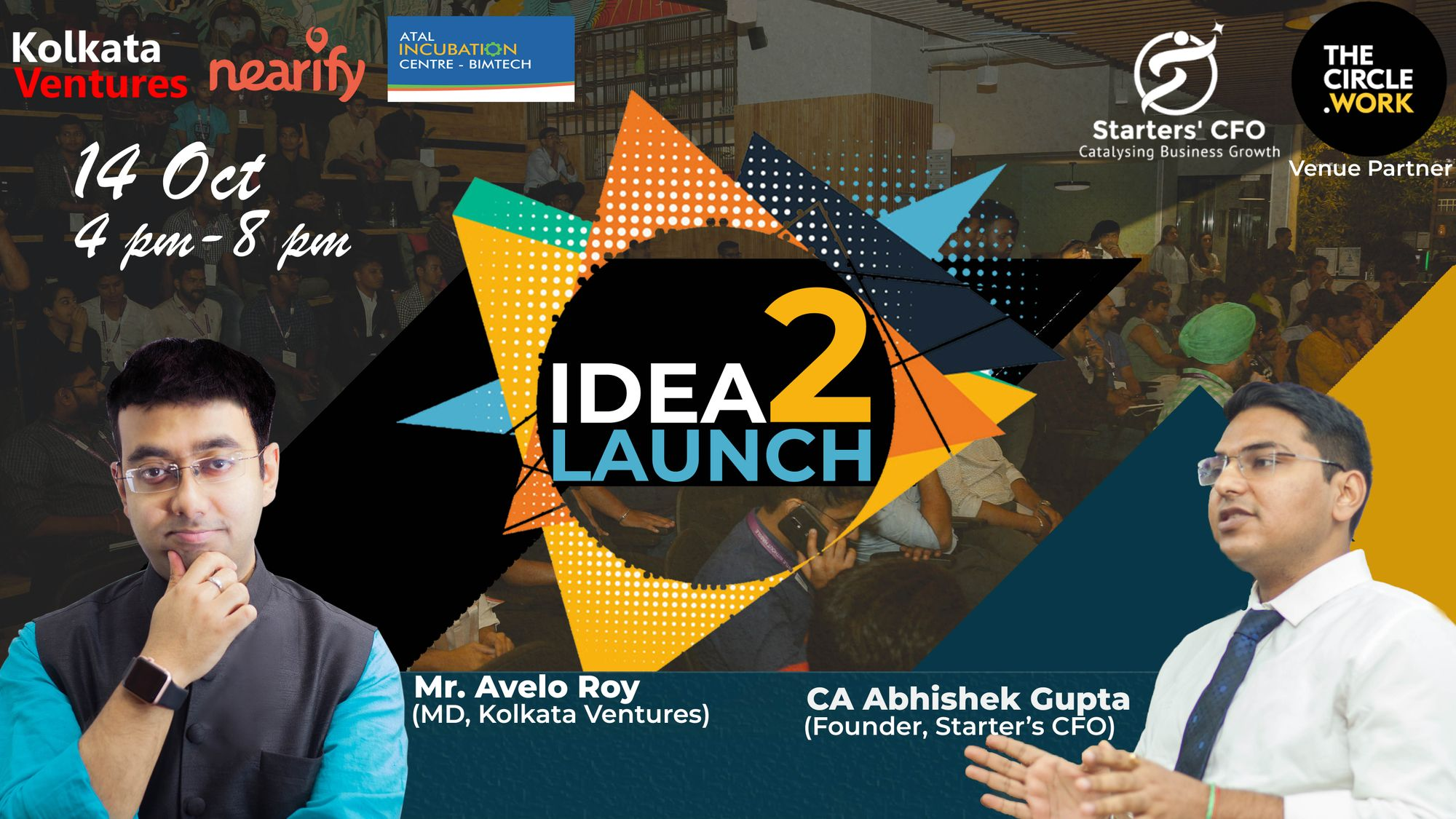 Learn how to launch using Lean Startup Methodology Idea2Launch