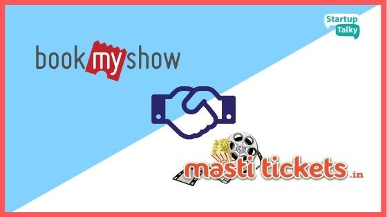 BookMyShow acquired Hyderabad-based MastiTickets