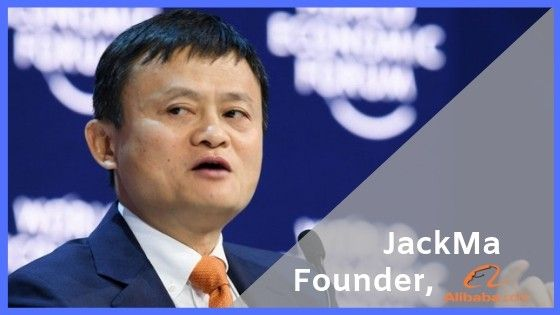 JackMa Pens down Letter Ahead of Stepping Down
