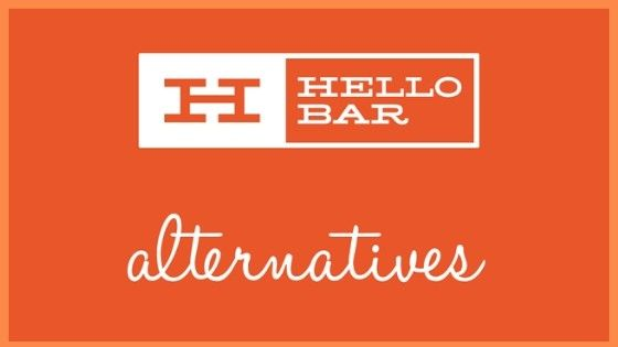 Generate Leads with HelloBar