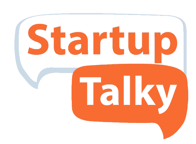 Image result for startup talky logo