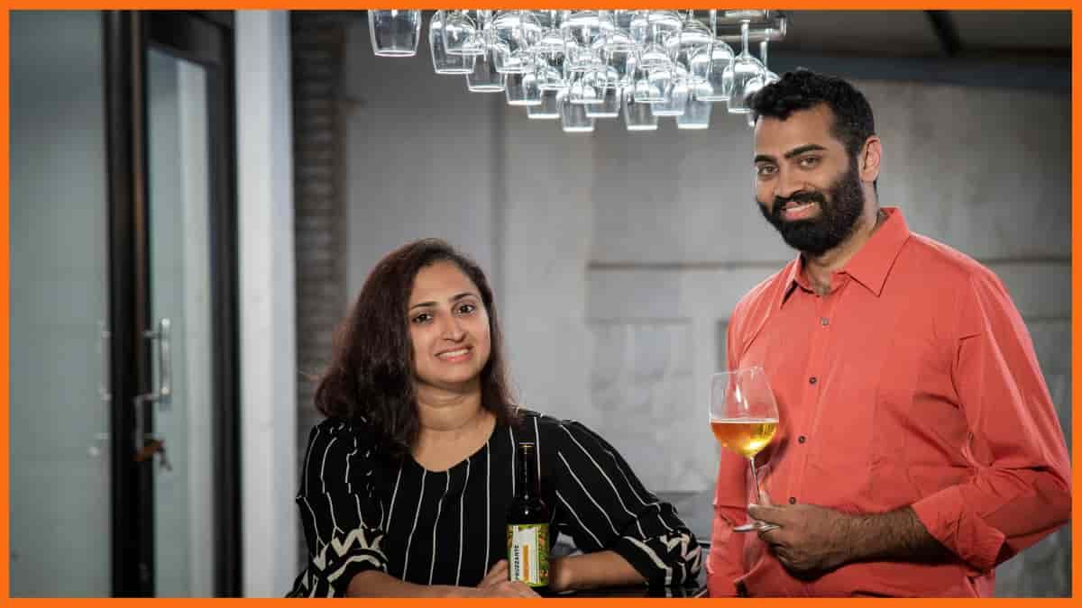 Fruzzante` - Breaking Stereotypes With Chikoo Wine