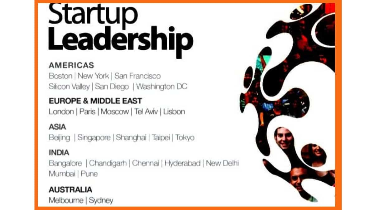 Startup Leadership Program - Leadership