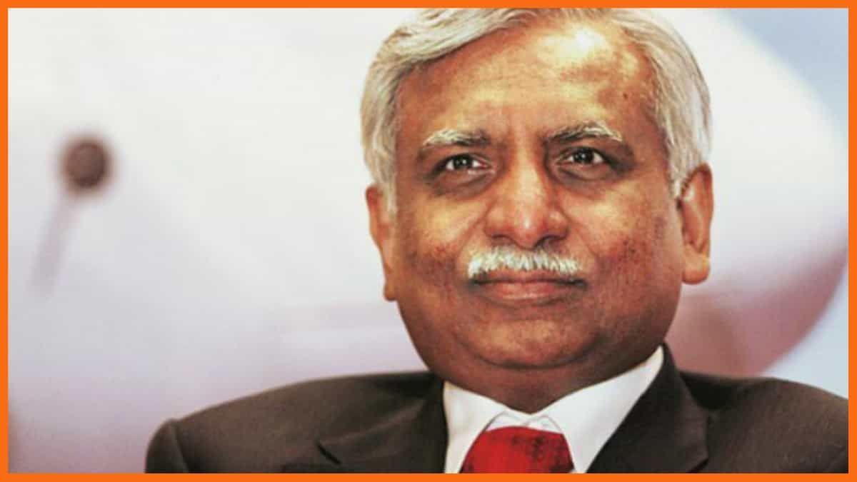 Jet Airways' Founder Naresh Goyal