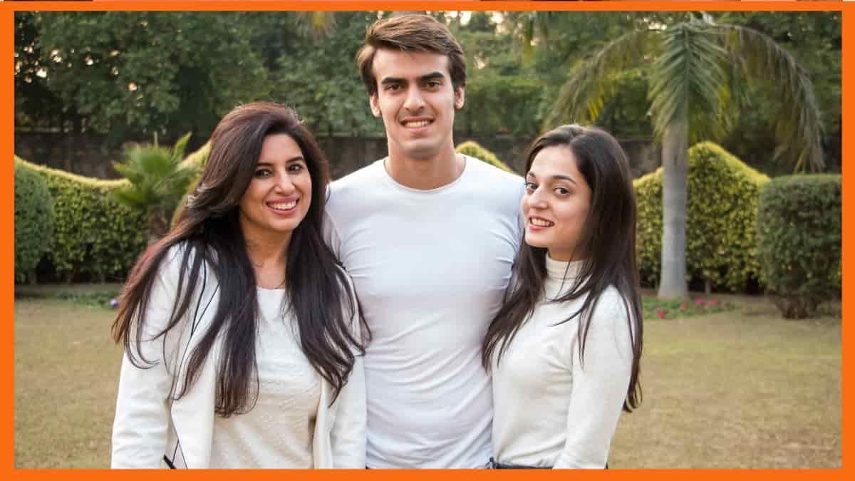 Laiqa Founders- Monica Bindra, Ali Mir and Nazish Mir