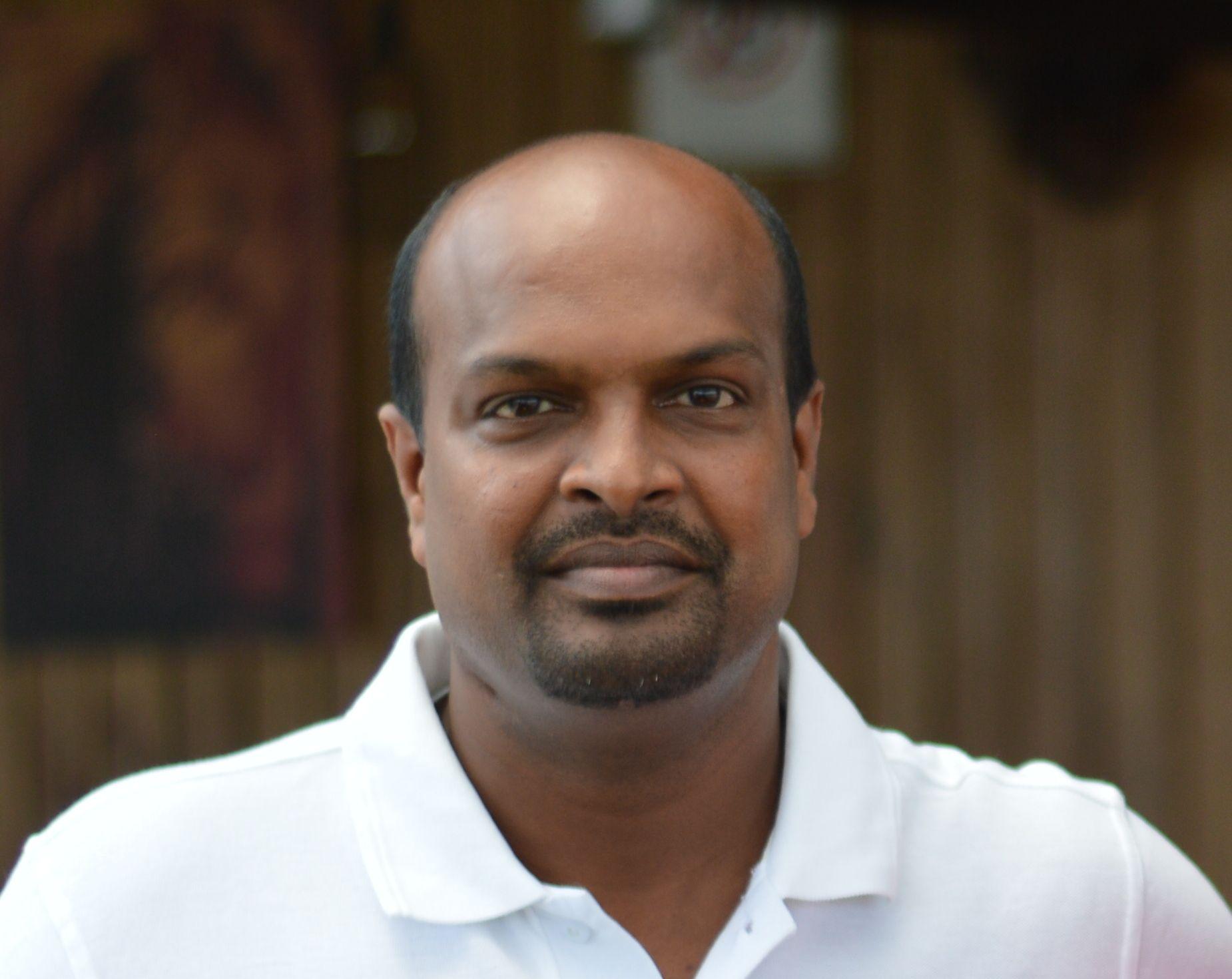Vijay Arisetty, MyGate CEO