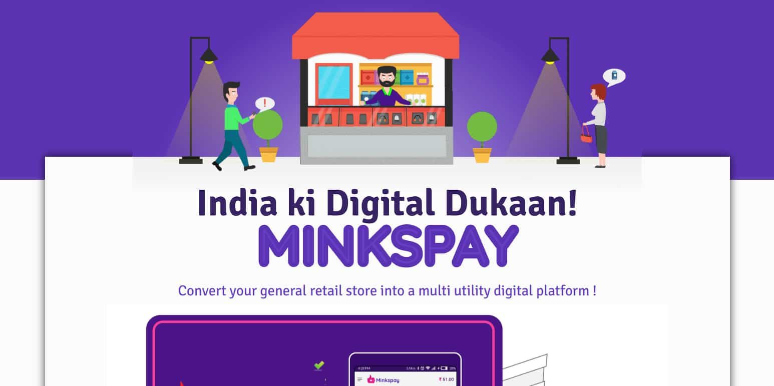 Minkspay StartupTalky Startup in Goa