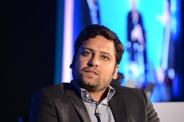 Binny Bansal, Angel Investor & founder of Flipkart