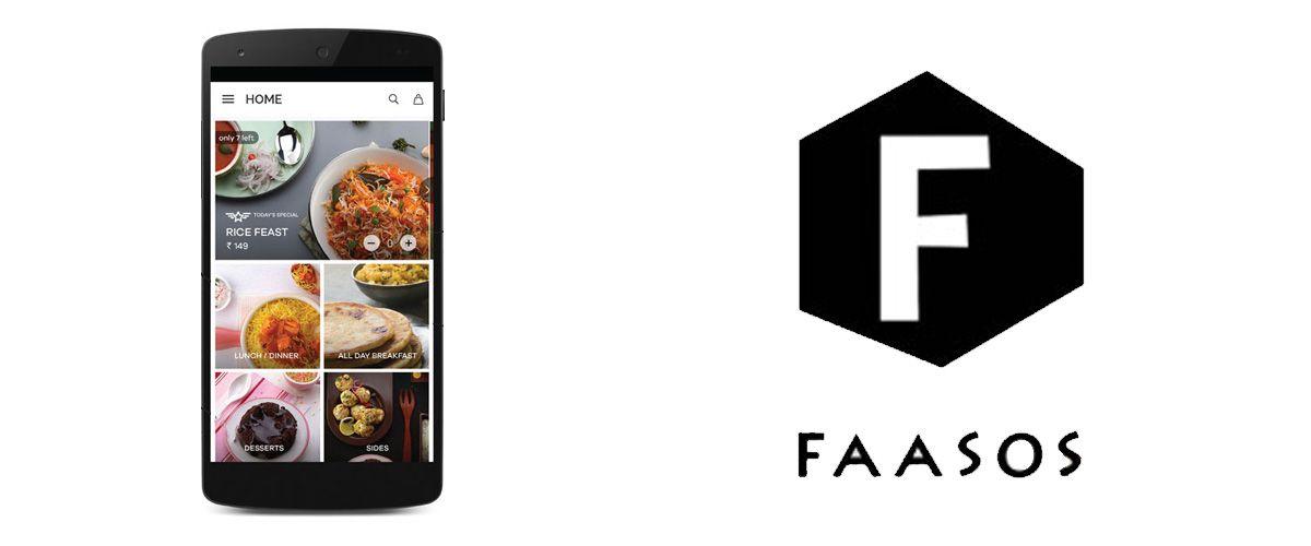 Faasos Mobile App