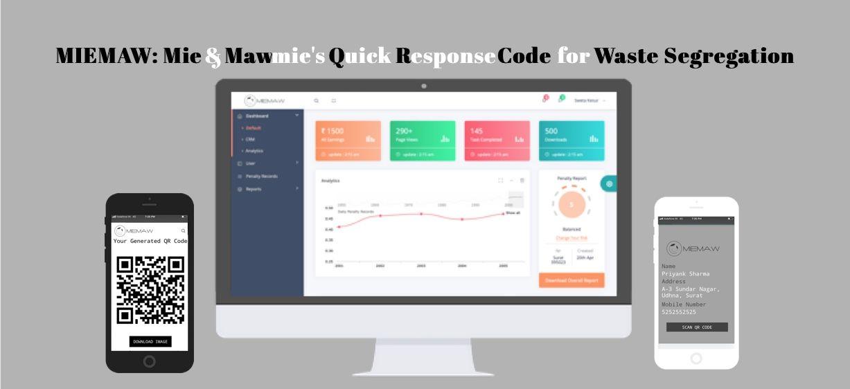 Miemaw Dashborad and Miemaw Mobile App Images