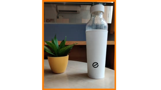 EVE Health - smart water bottle