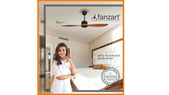 Fanzart brand ambassador Perizaad Zorabian