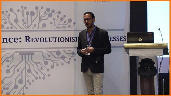 Silversparro co-founder, Ravikant Bhargav