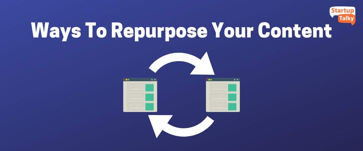repurposing blogs