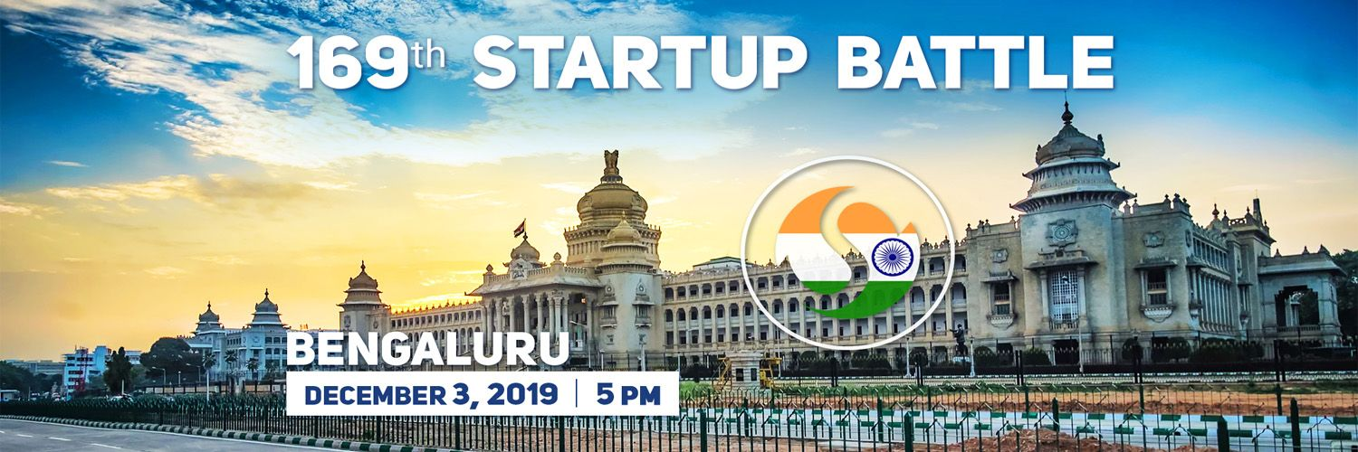 Startup Battle to organize its 169th edition in Bangalore