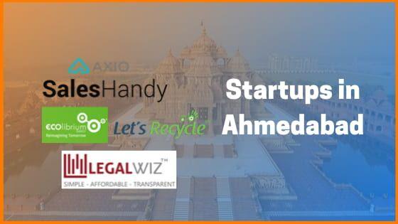 16 Successful Startups in Ahmedabad | Entrepreneurs in Ahmedabad