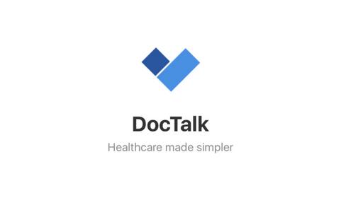 DocTalk Logo