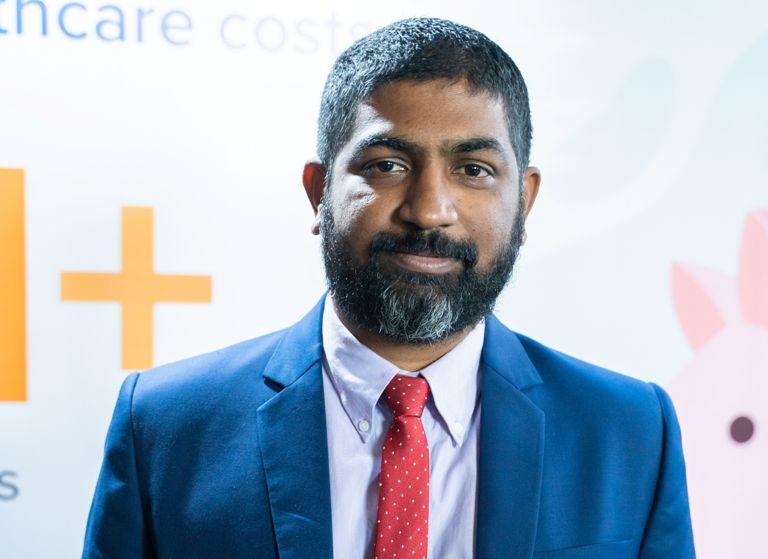Kiran Kalakuntla, CEO of ekincare