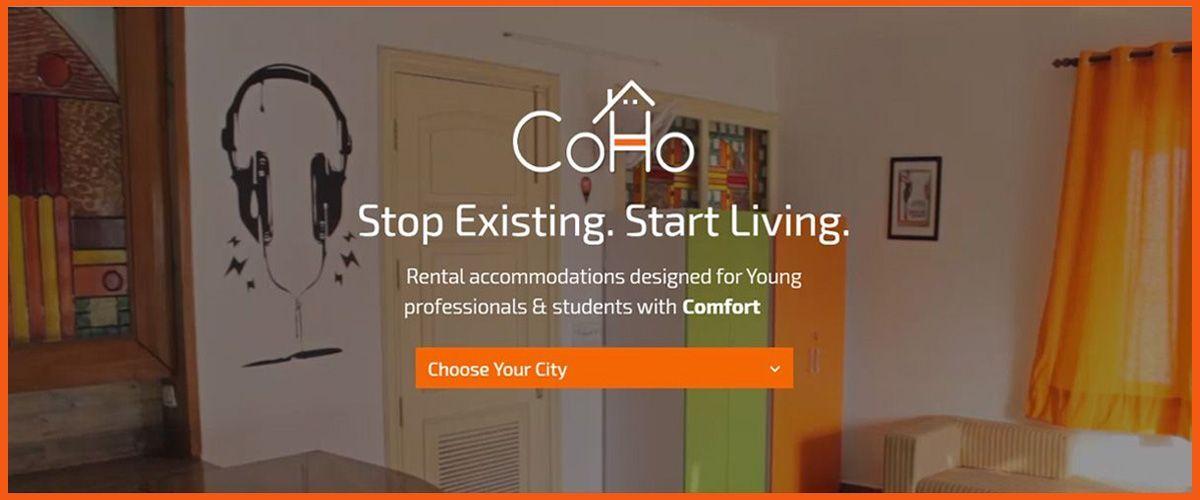 CoHo homepage
