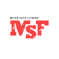 Miten Says Fitness Logo