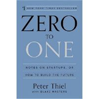 Zero to One-best books for entrepreneurs