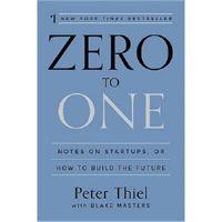 Zero to One-best books for entrepreneurs