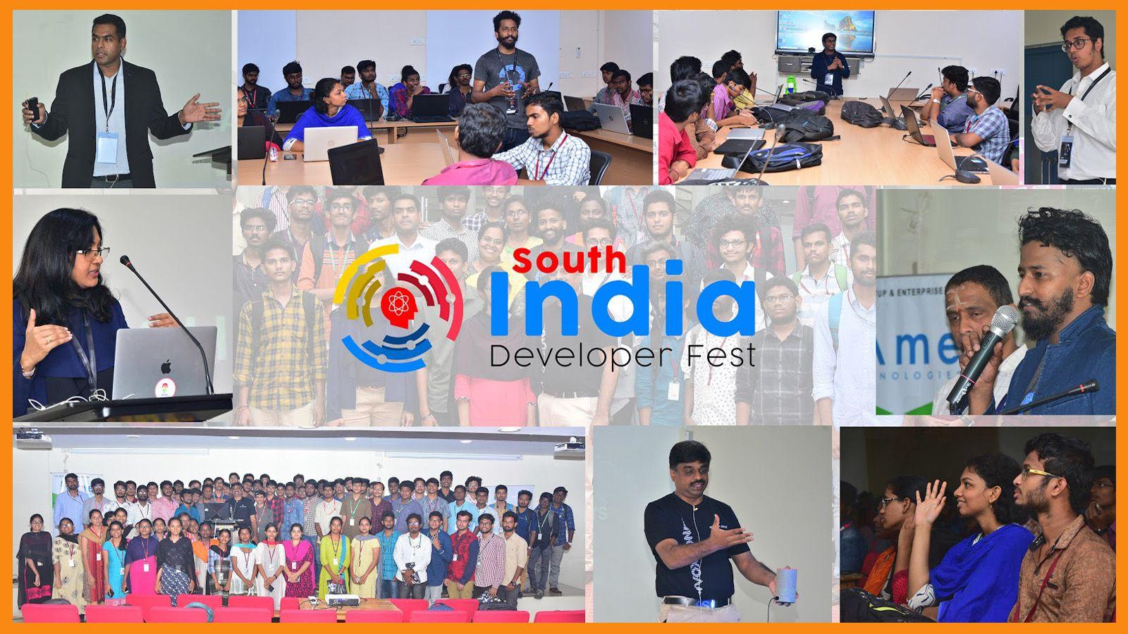 South India Developer fest 2019