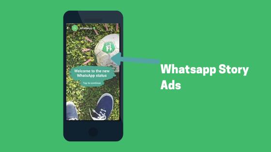 Whatsapp Story Ads
