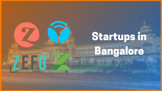 List of Top Startups In Bangalore | Best Bangalore Startups