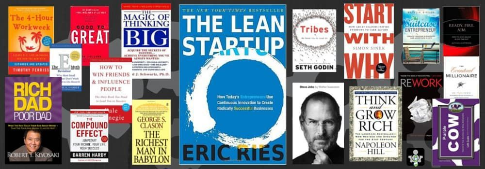 Must Read Startup Books for Entrepreneurs in 2020