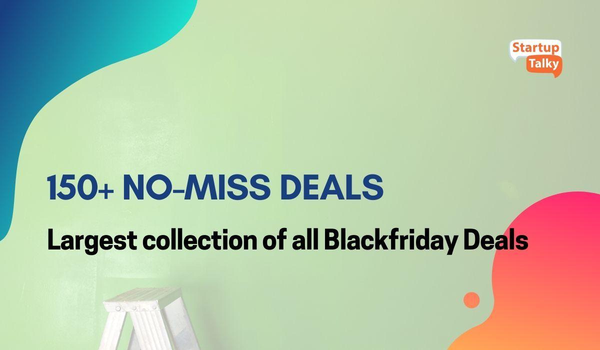 SaaS Black Friday Deals 2020