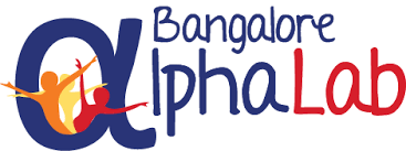 Bangalore Alpha Lab Logo