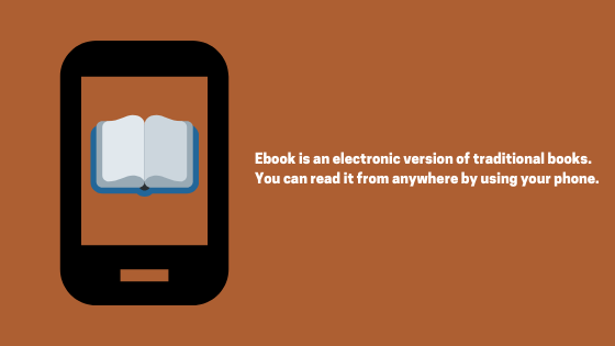 What are ebooks