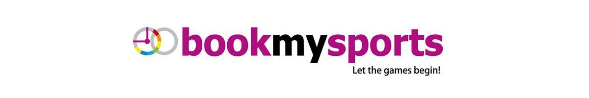 BookMySports logo