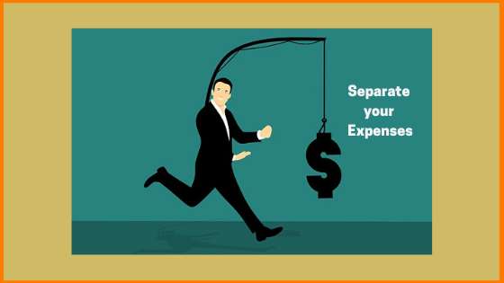 How to Keep Business and Personal Expenses Separate