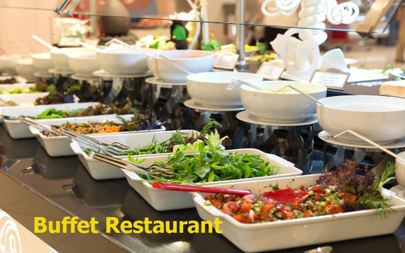 Buffet Restaurant as a Food Business Ideas
