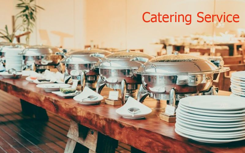 Catering Service as a Food Business Ideas