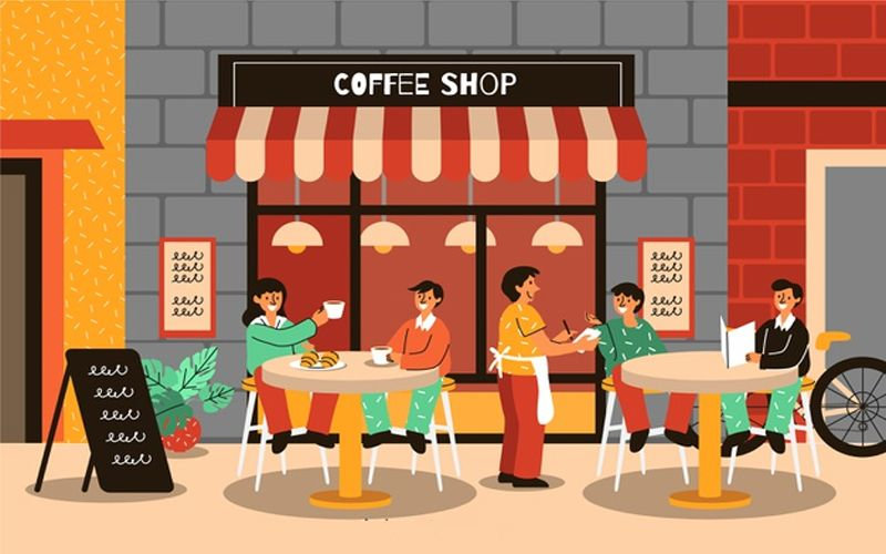 Coffee Shop as a Food Business Ideas