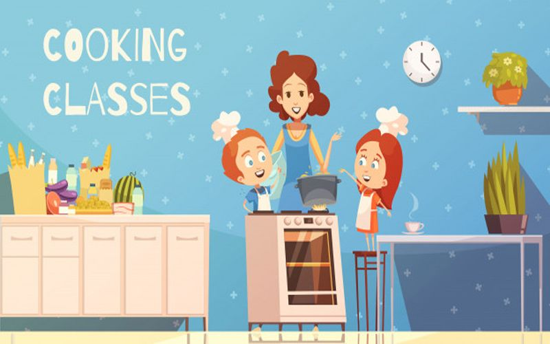 Cooking Classes as a Food business