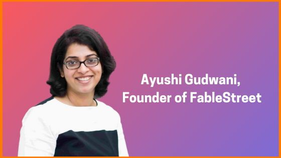 FableStreet - A Startup that is Making Tailored Fit Workwear for Women by Using Algorithm