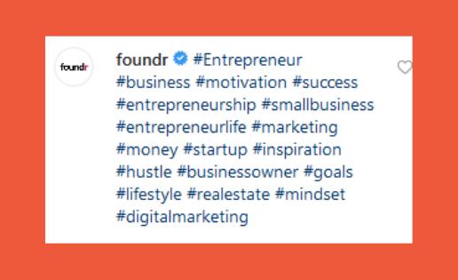 Relevant Hashtags on Instagram