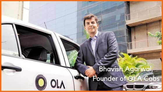 Ola Founder