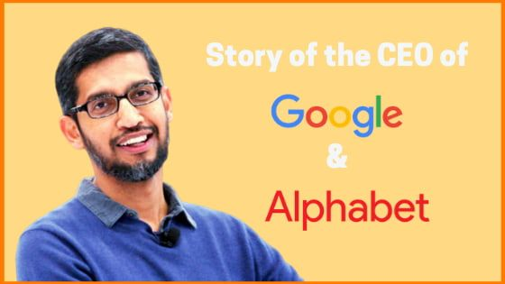 Sundar Pichai: There Is No Limit To What You Can Achieve