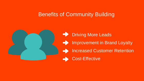 Benefits of Building Community