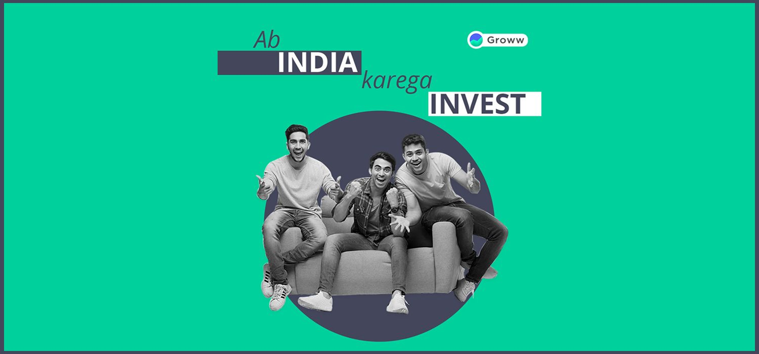 """Groww Launches, """"Ab India Karega Invest'' - A Financial Education Initiative, across 52 Indian Cities"""