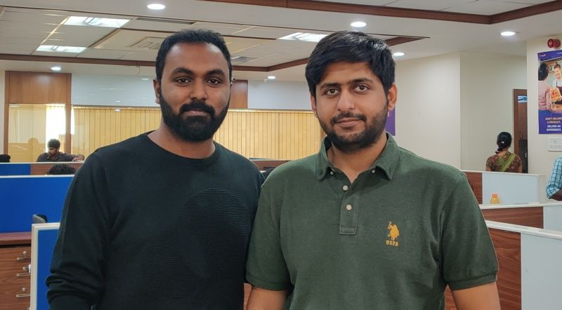 Jeevan Chowdary and Harshit Harchani