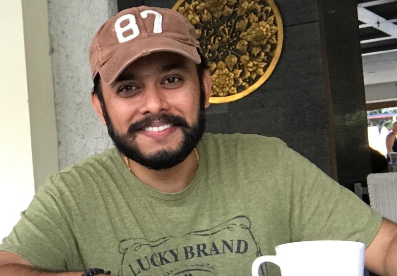 Preetham Siddalingaswamy, Founder & CEO