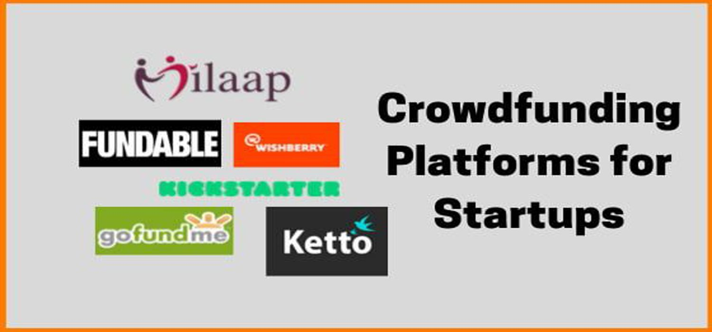 List of 11 Best Crowdfunding Platforms for Startups